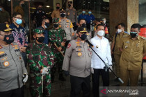 Wakapolri sebut penerapan PPKM sukses di Kota Medan