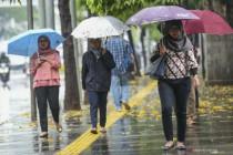 BMKG sebut gangguan cuaca akibatkan peningkatan curah hujan di DIY