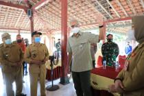 Ganjar temukan penyimpangan penyaluran BST di Grobogan