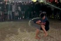 Polisi selidiki tarung bebas ilegal yang viral di Makassar