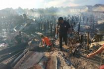 Polisi: Kebakaran di Tumbang Rungan diduga dipicu pertengkaran pasutri