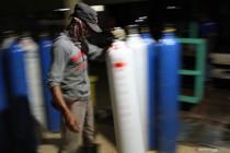 Ketersediaan oksigen medis di Kalimantan Timur terpenuhi