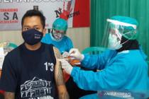 136 warga binaan Rutan Temanggung divaksin COVID-19