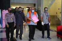 KPK eksekusi mantan Anggota DPR Irgan Chairul ke lapas