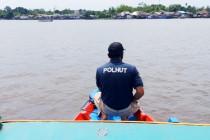 Masyarakat diimbau waspadai munculnya buaya di Sungai Mentaya