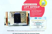 Pertama di Indonesia timur, UPT BPMKP Sulsel raih akreditasi SNI