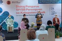 Menaker: Pemerintah jamin dorong perluasan kesempatan kerja perempuan