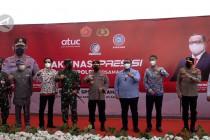 Kapolri dan Panglima TNI akselerasi vaksinasi kaum buruh