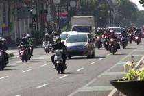 Polrestabes Bandung tiadakan penyekatan jalan