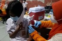Disdik Kota Tangerang pastikan vaksinasi pelajar di tiap sekolah selesai