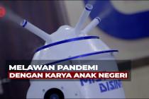 Indonesia Bergerak - Melawan pandemi dengan karya anak negeri - bagian 3