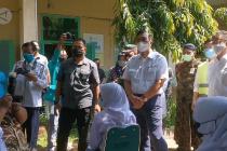 Luhut targetkan vaksinasi di Solo Raya tuntas September