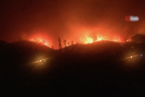 Evakuasi saat kebakaran hutan landa kota-kota resor di pesisir Turki