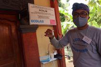 Marriott dan Ecolab berkolaborasi mendukung Bali Children Foundation sediakan pasokan air bersih dan sarana mencuci tangan bagi anak-anak SD di dataran tinggi Bali