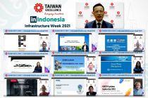 Taiwan kembali pamerkan berbagai produk inovatif di Indonesia Infrastructure Week