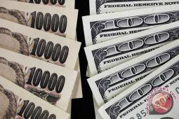 Dolar AS di dekat garis 107 yen