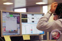 Indeks FTSE-100 juga melemah namun tipis