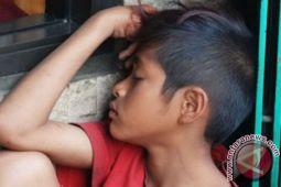 Seorang anak Surabaya hilang saat takbir keliling