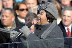 Aretha Franklin sakit, sejumlah pesohor mendoakannya