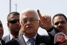 Palestina gelar Pemilu akhir 2018