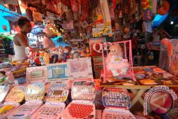 BPS: sekitar seperempat impor nonmigas dari China