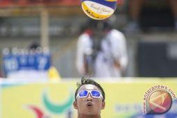 Timnas voli pantai targetkan tembus final turnamen Asia Pasifik