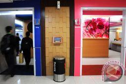 Toilet umum bandara di Jambi predikat bintang empat
