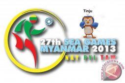 Daftar perolehan medali SEA Games 2013 pada Senin