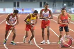 Indonesia gagal dapat medali dari maraton