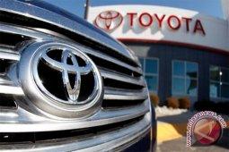 Toyota tarik 1,7 juta kendaraan terkait kantong udara