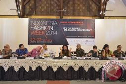 Indonesia Fashion Week 2014 kembali digelar