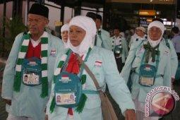 Haji - 95 Persen Calon Haji Aceh Risiko Tinggi