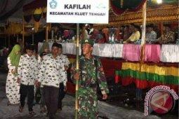 Bupati Buka MTQ ke- 32 Aceh Selatan