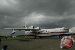 Mengenal pesawat amfibi Rusia yang turut cari AirAsia