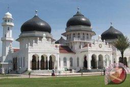 DMI: Hanya Enam Persen Masjid di Aceh Laksanakan Shalat Berjamaah
