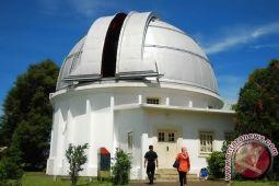Gubernur Lampung letakkan batu pertama pembangunan observatorium bintang