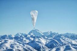 Google Project Loon Siap Luncurkan Ribuan Balon