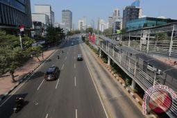Jalan Thamrin Jakarta ditutup untuk pengambilan gambar film