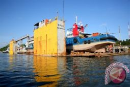 Kemandirian galangan kapal nasional dipercepat