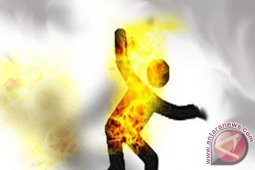 Cemburu, suami bakar diri di Pondok Ranggon