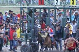 Pacuan Kuda Tradisional Meriahkan HUT RI