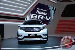Honda mobil kuasai 17 persen pangsa pasar hingga November 2017
