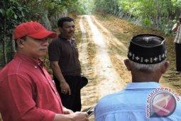 Bupati Bireuen Blusukan Pantau Pembangunan Desa