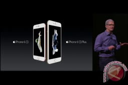 Apple Resmi Rilis iPhone 6S dan iPhone 6S Plus
