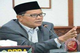 DPR Aceh tetapkan 15 judul raqan prolega 2019