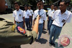 """Tim razia """"Kasih Sayang"""" jaring pelajar bolos di Tanjungbalai"""