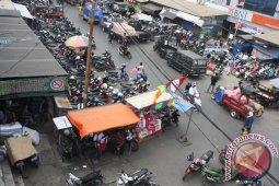 Pemkot Banjarmasin alihkan rencana pembangunan parkir di Pasar Sepeda