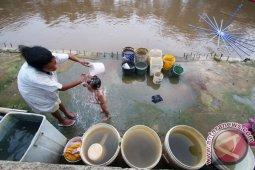 Suplai air bersih Jakarta Barat-Jakarta Utara terbatas
