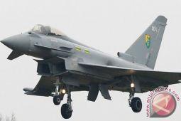 Qatar sepakati pembelian 24 pesawat tempur Typhoon dari Inggris