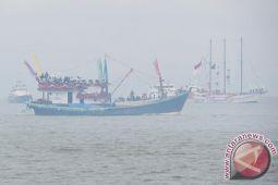 Peneliti: Pemerintah perkuat koordinasi poros maritim dunia
